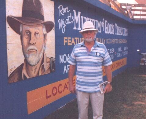 Ron in White Hat