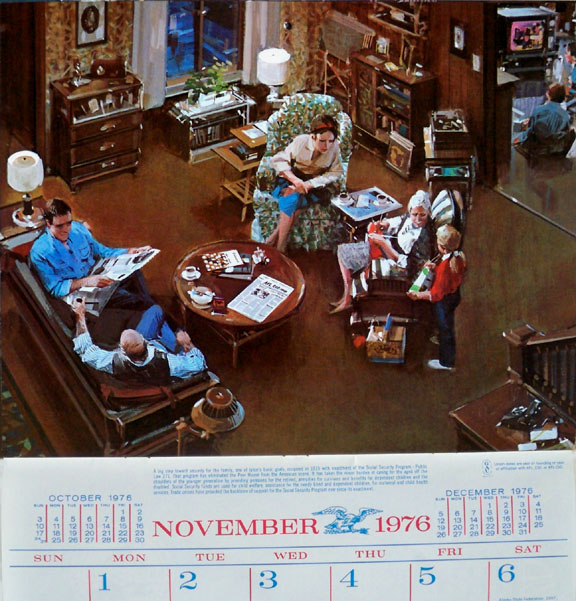 Calendars New John Berkey Art