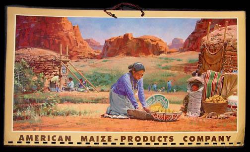 maize web