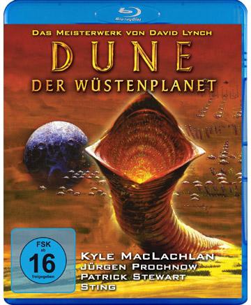 DUNE Blu-rayWeb