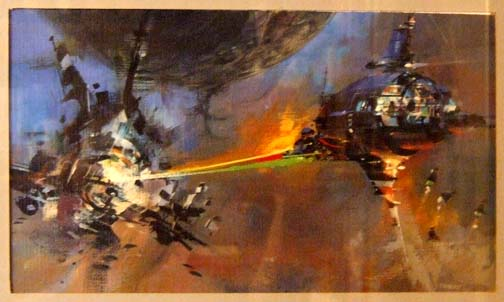 Science Fiction Art – John Berkey Art