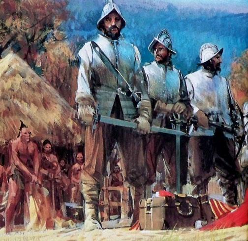 ng conquistadors