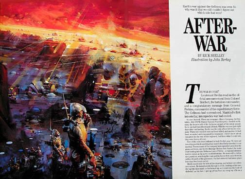 afterwar web